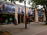 Ladenfront Arbeitskleidung Charlottenburg