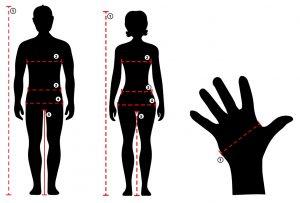 Körpergröße richtig messen