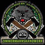 Zimmermannshandwerk Logo