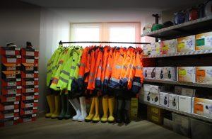 Laden Berufsbekleidung Charlottenburg 9