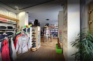 Laden Berufsbekleidung Charlottenburg 3