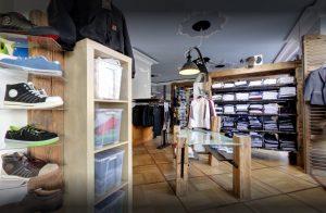 Laden Berufsbekleidung Charlottenburg 7