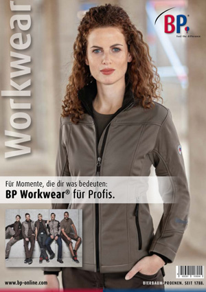 Katalog bp workwear 2019