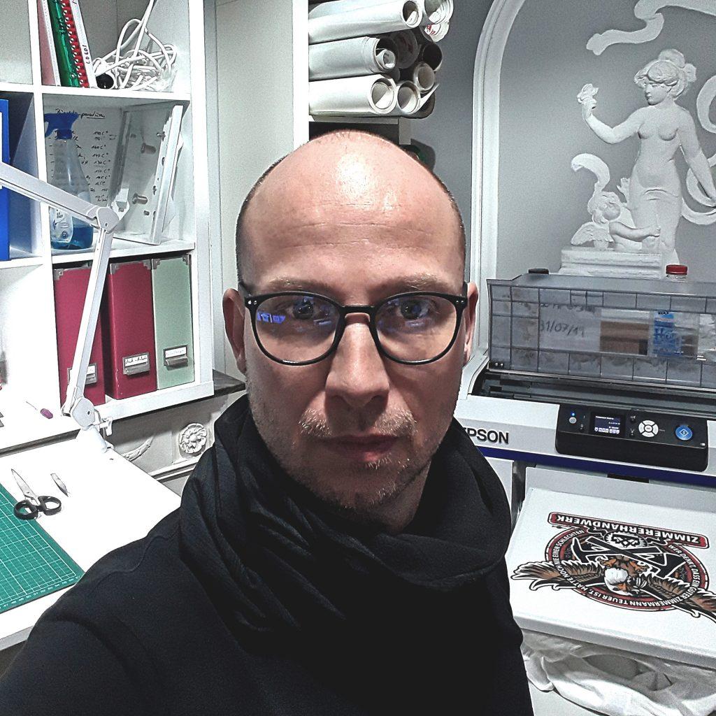 Daniel Henning Grafiker