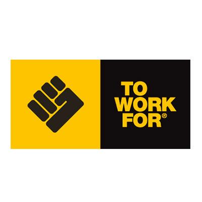 Logo toworkfor