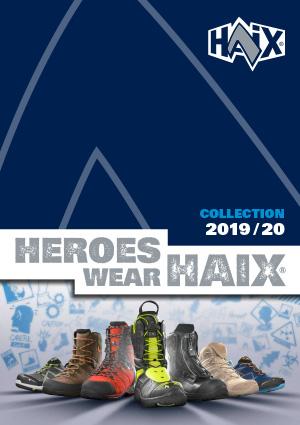 Katalog Haix 2020
