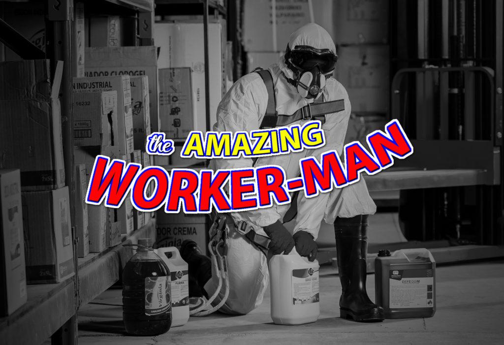 the amazing workerman
